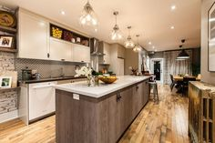 Amazing Before-and-After Kitchen Remodels   Kitchen Ideas & Design with Cabinets, Islands, Backsplashes   HGTV