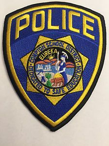 Compton-School-District-California-Police-Patch