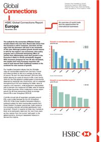 """""""HSBC Europe Trade Report"""" > White Paper (free download)"""