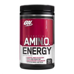 Optimum Nutrition's Amino Energy is a Hybrid Supplement that's both a Pre-Workout and BCAA formula in one. Amino Energy provides energy and focus for workouts, as well as BCAAs for endurance and muscle recovery. Energy Supplements, Nutritional Supplements, Weight Loss Supplements, Energy Use, How To Increase Energy, Sports Nutrition, Nutrition Education, Nutrition Activities, Nutrition Guide