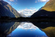 Milford Sound New Zealand Fiordland
