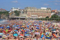 Retour en images sur la semaine du 15 août à Biarritz, une semaine décidément pas comme les autres… - SurfingBiarritz.fr