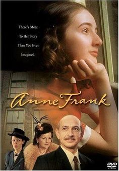 "Anne Frank: The Whole Story ~ ""When the war began, she was only a little girl. When it ended, she was the voice of a generation... A compassionate and sensitive televisual portrait of the Holocaust's greatest diarist."""