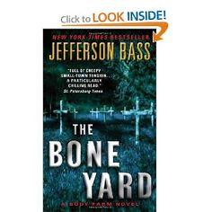 The Bone Yard: A Body Farm Novel (Body Farm Novels)