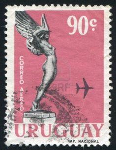 URUGUAY - CIRCA 1959