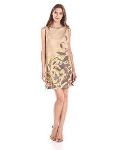 CATHERINE CATHERINE MALANDRINO Women's Kim Dress, Mao Sao Paulo, Medium
