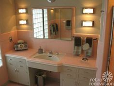 Another shot of my original 1950 bathroom  Todd A