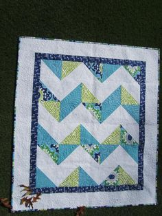 from Craftsy, perfect for a baby quilt