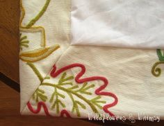 Tutorial How To Make Professional Drapes And How To Make A Miter Corner.