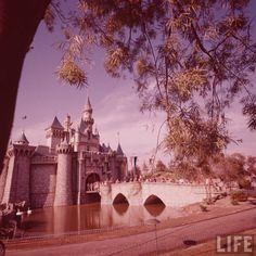 ': Amazing LIFE Magazine Pictures of Disneyland on Opening Day ! - Part One : Main Street U.S.A & Fantasyland