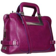 Botkier Blair Satchel ($545) ❤ liked on Polyvore