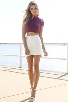 Sexy Short Skirts | Jill Dress