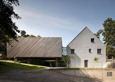 Multi family house in Eichgraben by Franz Architekten