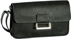 Gerry Weber Talk Different Flap Bag Black - Abendtasche   Clutch