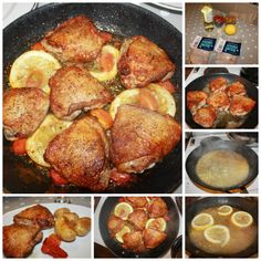 2 Frisk, Recipe Images, Lemon Chicken, Dishes, Ethnic Recipes, Food, Juice, Plate, Meal