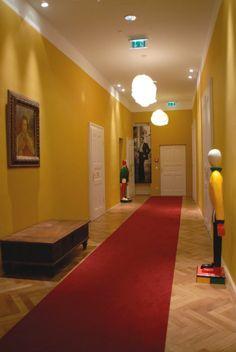 Corridor 10 - 19 - Hotel Altstadt Vienna Design Hotel, Corridor, Boutique, Vienna, Austria, Public, Beautiful Hotels, Old Town, Boutiques