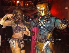 Mr. and Mrs. Predator