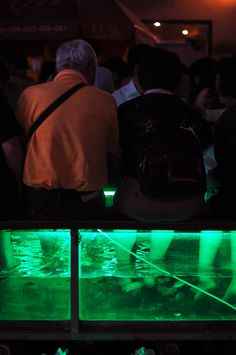 fish pedicure, Siem Reap, Cambodia