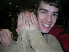 MatPat and Steph from AGES ago, so cute!