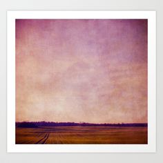 Buy Landscape by Claudia Drossert as a high quality Art Print. Worldwide shipping available at Society6.com. Just one of millions of products available.