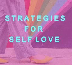 NEW BLOG POST - Join the self love club.