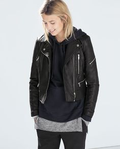 48bbb8a58b Biker Jacket With Zips https   api.shopstyle.com action