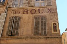fuckyeahprovence: Alix Roux (von Pixoeil)