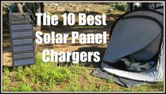 The 10 Best Solar Panel Chargers.