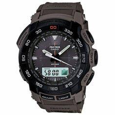 Casio Protrek Solar Mens Watch PRG550B-5