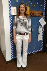 Casual Outfits For Teacher Women Over 40