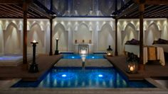 Jumeirah Zabeel Saray, Dubai - Talise Ottoman Spa Couples Treatment Room