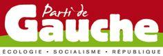 Parti de Gauche, Left Party, Political Party, France, Logo, Democratic socialism, Republicanism, Ecologism, Soft euroscepticism
