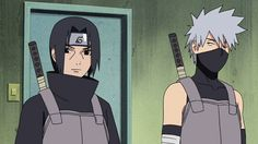 Itachi and Kakashi Anbu Black Ops | Already have an account? Sign In Now