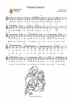 Mery Chrismas, Pre School, Preschool Activities, Sheet Music, Kindergarten Activities, Music Score, Music Notes