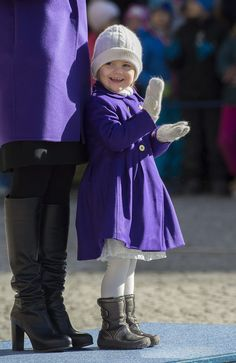The next generation of Queens:**Sweden:** Carrying on this new tradition of Swedish Queens, Crown Princess Victoria's first born child, three-year-old Princess Estelle, is second in line and will ascend the throne after her mother.