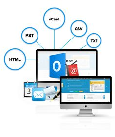 By getting help of Enstella for OST Contacts Recovery Software you can recover contacts from OST File and convert into PST as well as gives the extra format to restore OST contacts like as :- HTML, vCard, CSV & TXT.  http://www.addressbookrecovery.org/ost-contacts-recovery.html