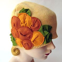 Cloche hat sewing pattern free