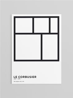 Le Corbusier Modulación