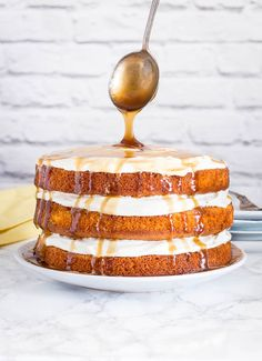 I think this mango coconut cake will make a rather great summer dessert giving guests a big taste of the tropics. Just ask my sister, who after seeing a Whatsapp image of the cake, promptly whipped it up as a main centre piece of her Sierra Leonean inspired breakfast that she hosted for her Kenyan friends.