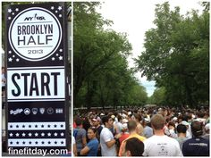 NYRR Brooklyn Half Marathon 2013 - the course, the spectators, what I loved (and what I didn't) about running Brooklyn!
