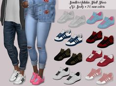 Sims 4 CC's - The Best: Shoes by Lumy Sims