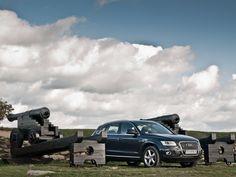 Audi Q5 s line on Bornholm island. #audi #q5 #bornholm #sline