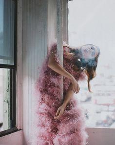 Ellen Vin Unwerth, colour mood