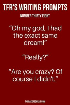 Speaker2 had a prophetic dream and was telling the master of sarcasm Speaker1?
