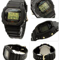 Casio G-Shock Retro Classic Watch G Shock Watches, Casio G Shock, Watches For Men, Digital Wrist Watch, G Shock Men, Cute Cosplay, 200m, Casio Watch, Watch Bands