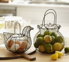 Wire Kitchen Baskets