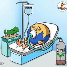 is a problem for our earth! This is a problem for our earth!This is a problem for our earth! Save Planet Earth, Save Our Earth, Earth Day, Save The Planet, Caricatures, Save Environment Posters, Save Environment Poster Drawing, Save Earth Drawing, Mother Earth Drawing