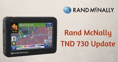 Are you facing issues while you try to update Rand McNally TND 730? In such cases, contact the experts to solve the issues related to Rand McNally TND 730 Update. #Rand_McNally_TND_730_Update #Update_Rand_McNally_TND_730 The Scaffold, Application Design, Online Support, Tech Support, User Guide, You Tried, User Interface, Trip Planning, The Help