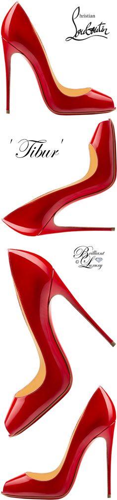 Brilliant Luxury by Emmy DE ♦ Christian Louboutin 'Tibur'