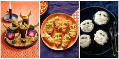 These finger foods look spooktacular!